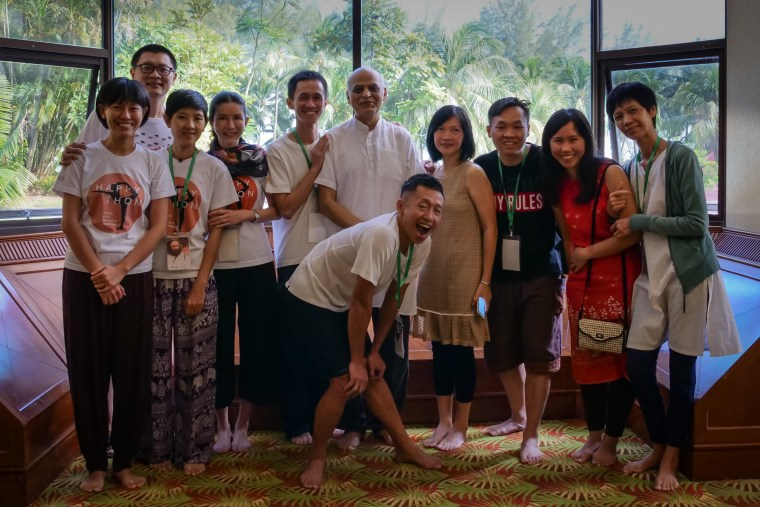 Malaysia 2017 volunteeres