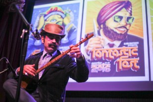 Fantastic Fest 2016 at the Alamo Drafthouse- South Lamar in Austin, Texas on Thursday, Sept. 22, 2016. (Photo by Jack Plunkett)
