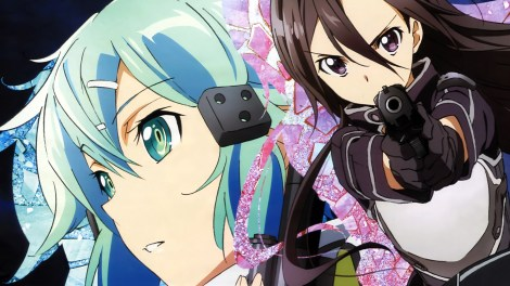 """Sword Art Online II"" presents new character Sinon in the new game Gun Gale Online. Main character Kirito returns to investigate the mysterious deaths of players who died in real life after being shot in GGO. Photo courtesy of anime.anonforge.com."