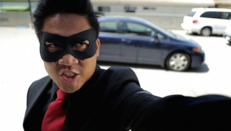 Dante Basco stars as one of the villains, alongside Aaron Takahashi. Image courtesy of laapff.festpro.com.