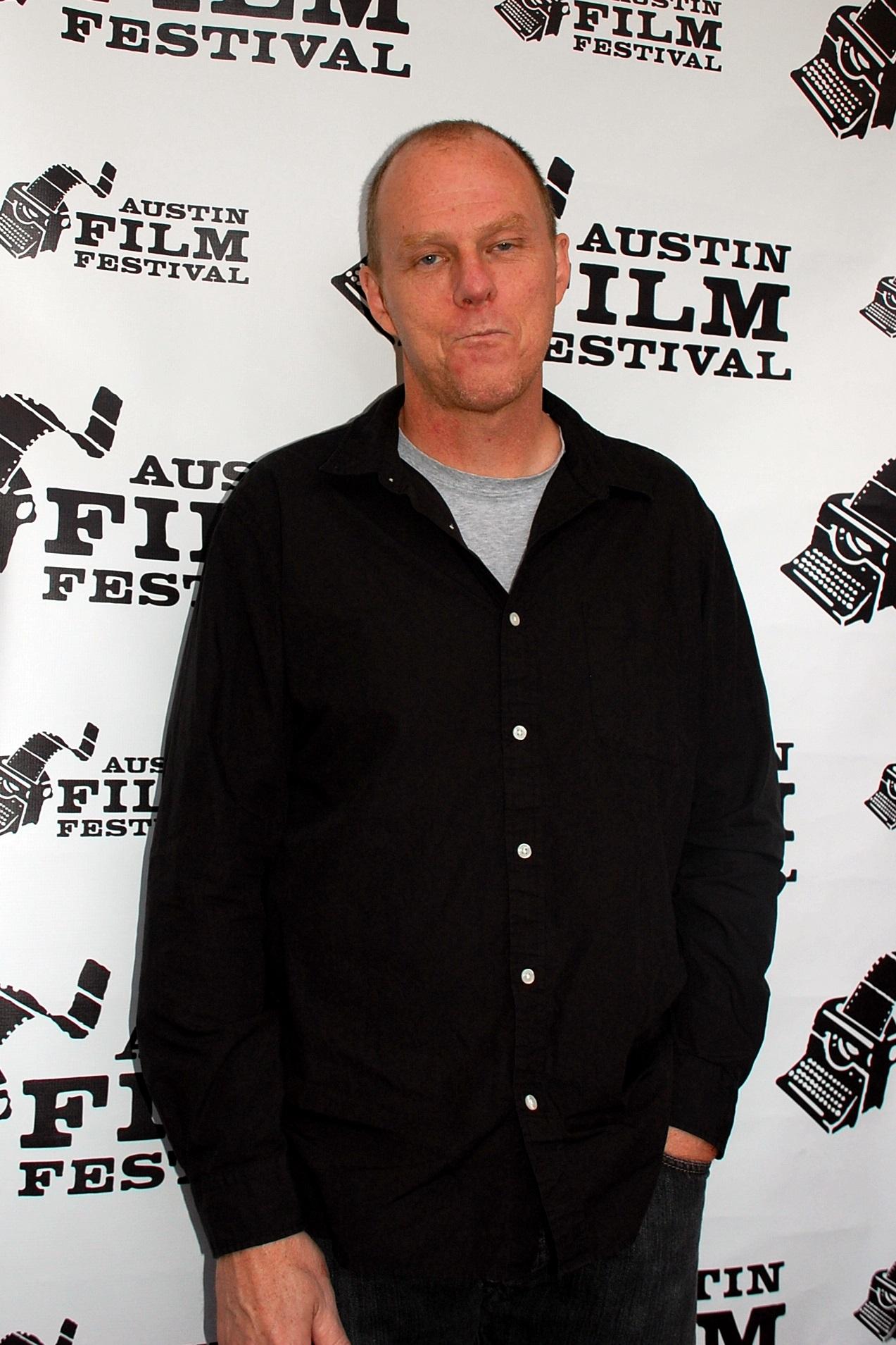 """Legend"" director/writer Brian Helgeland / Photo by ChinLin Pan"