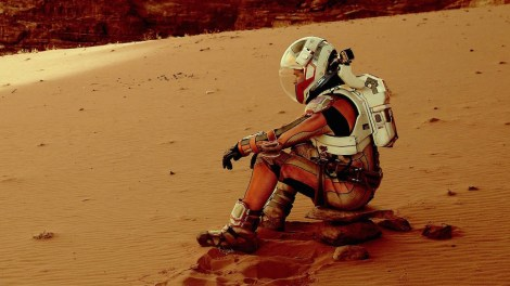 """The Martian"" / Photo credit to 20th Century Fox"