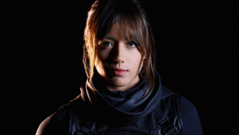 """Daisy 'Skye' Johnson from """"Agents of S.H.I.E.L.D.,"""" played by Chloe Bennet"""