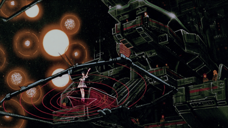 A remastered cel from Tatsunoko Production's and Artland's Do You Remember Love?