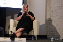 Panelist Dana Tuinier / Photo by ChinLin Pan