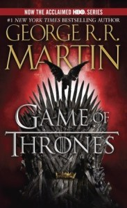 A Song of Ice and Fire Game of Thrones book