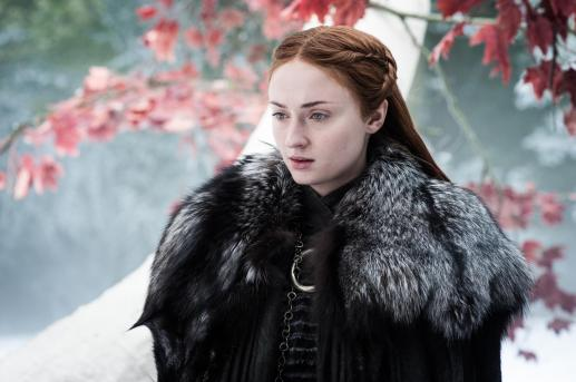 Sansa Stark (Sophie Turner) | Photo credit: Helen Sloan/HBO