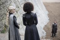 Daenerys (Emilia Clark), Missandei (Nathalie Emmanuel) | Photo credit: Helen Sloan/HBO