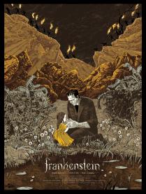 Frankenstein Variant by Jessica Seamans   Photo courtesy of Mondo