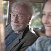 "(L-R) Christopher Plummer and Vera Farmiga in ""Boundaries"" 