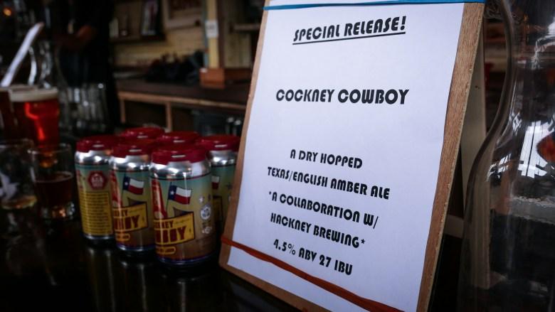 Cockney Cowboy
