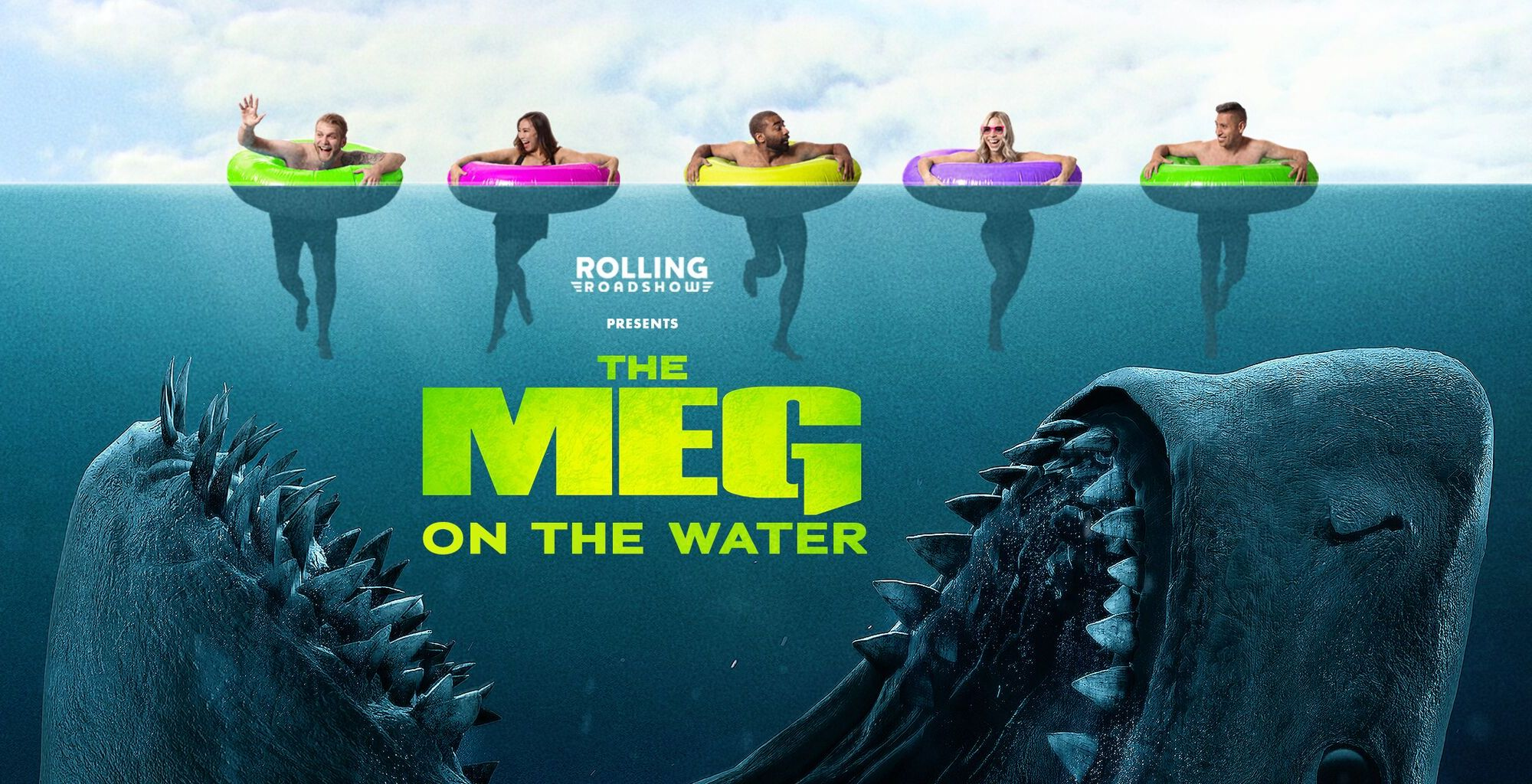 The Meg on the Water