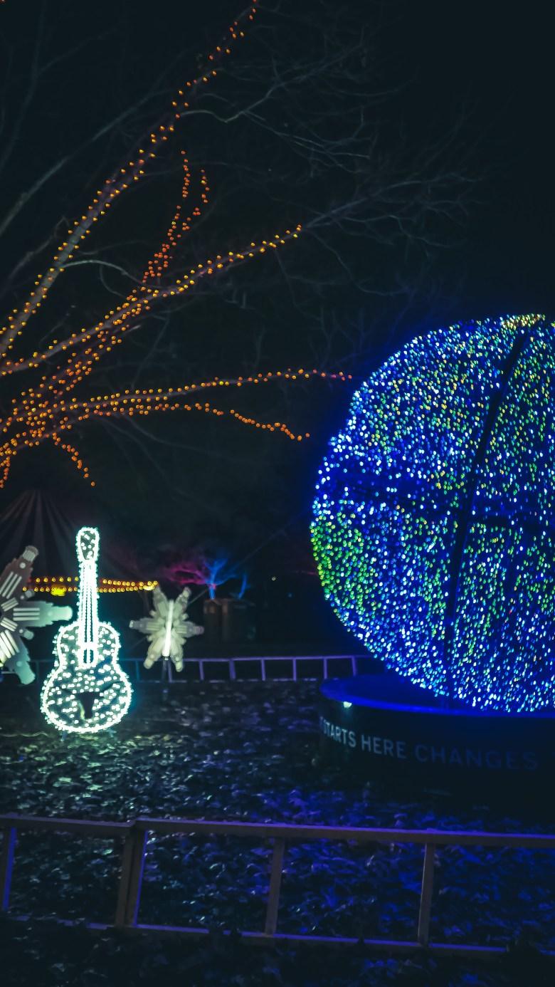 Austin Trail of Lights