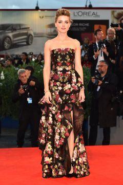 Amber Heard - Alexander McQueen