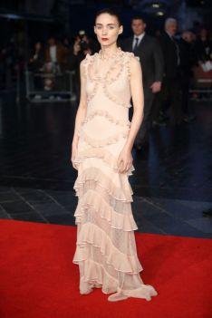 Rooney Mara - alexander McQueen