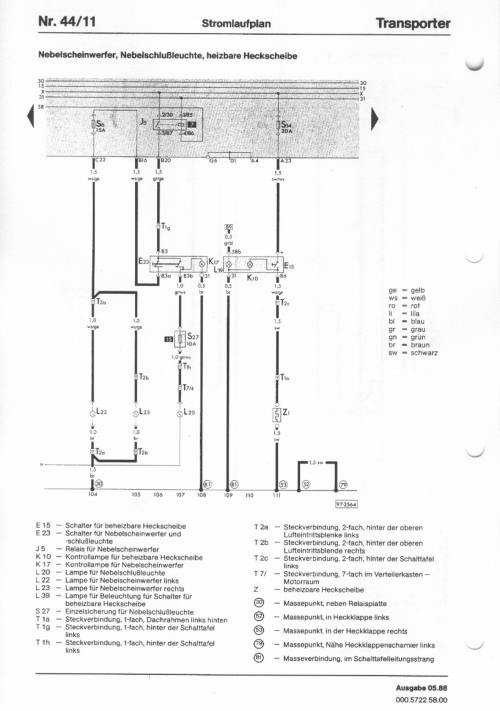small resolution of light switch wiring diagram vanagon data diagram schematic light switch wiring diagram vanagon