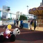 横浜コスモワールド アトラクション 子供 遊べる
