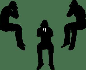 human-silhouette-three-men