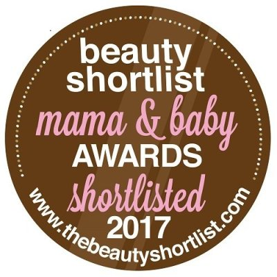Mama & Baby Awards shortlisted 2017