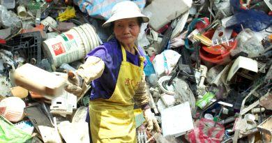 限塑時代來臨  我們的回收去哪了?