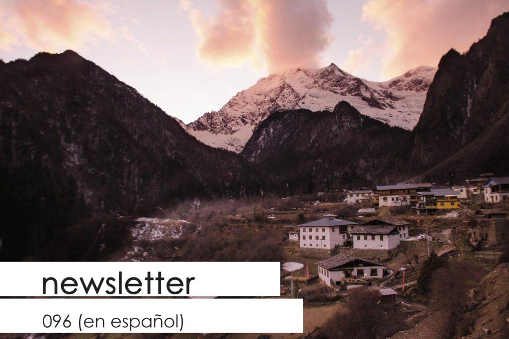 Capa Newsletter ES 96