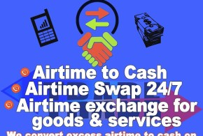 CONVERT YOUR EXCESS AIRTIME TO CASH