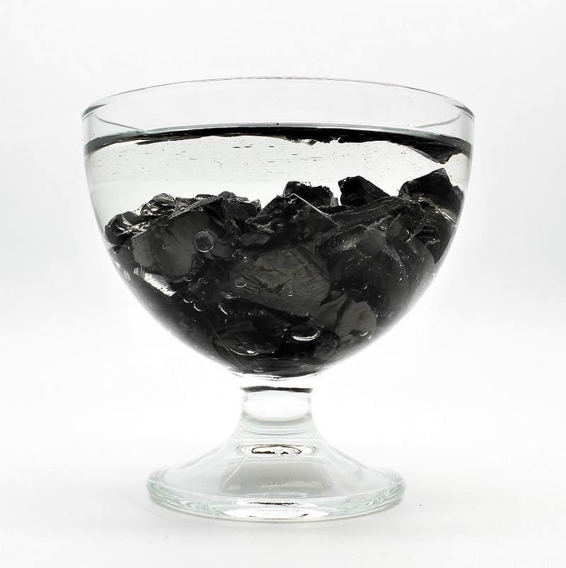Elite shungite stones 100 grams/0,22 lb (30-50 grams/0,06-0,1 lb each)