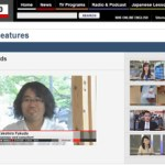 NHKWORLDにて名刺セミナー放送 NEWSLINE Features Biz/Tech Digital Calling Cards