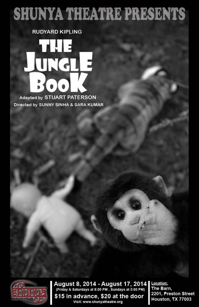 The Jungle Book Shunya Image
