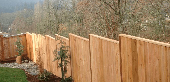 How To Stain Cedar Wood Fence