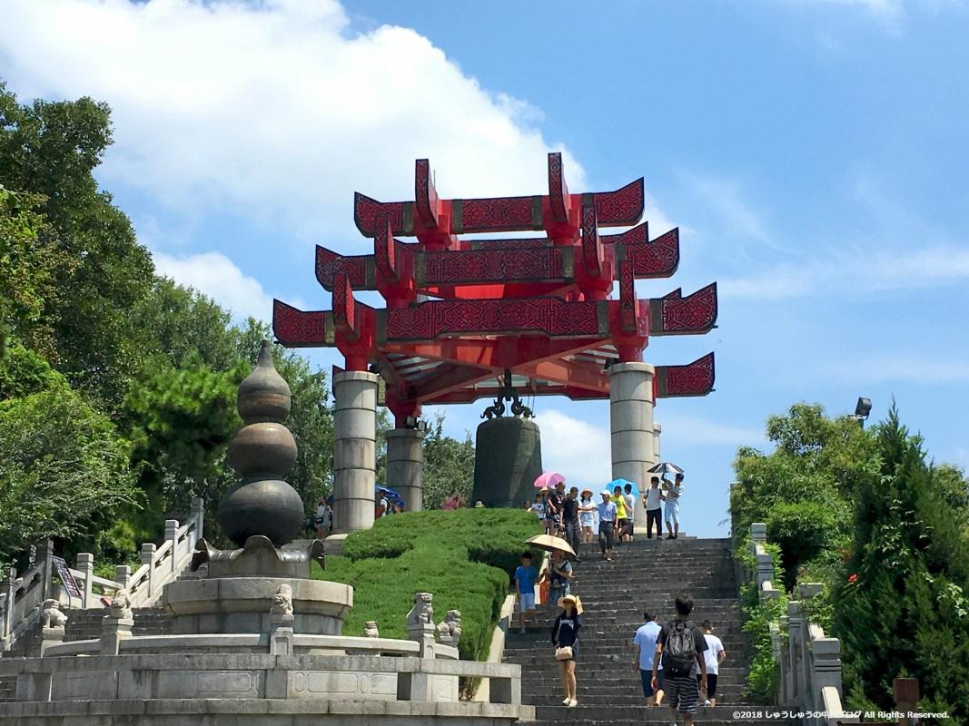 黄鶴閣の釣り鐘