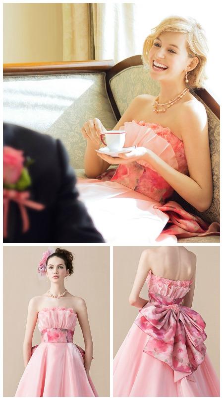 日系婚紗品牌特輯-當一個典雅尊貴皇家公主新娘