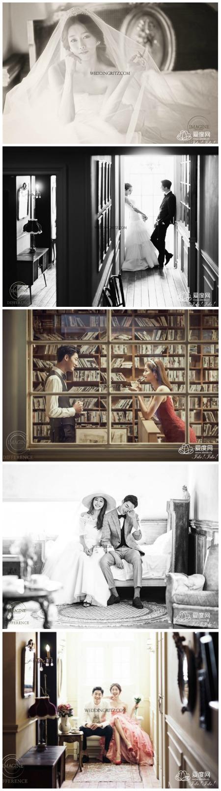 婚紗拍攝風格系列-我的淡雅系韓風婚紗