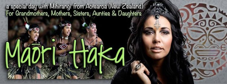 Haka Workshop with Mihirangi!