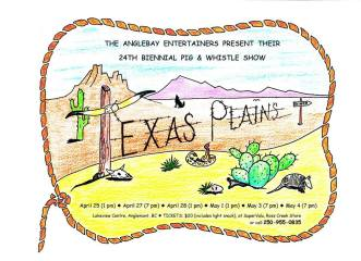 Texas Plains Poster