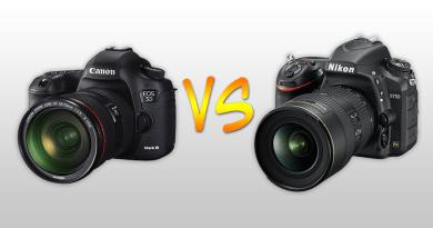Canon vs Nikon rant