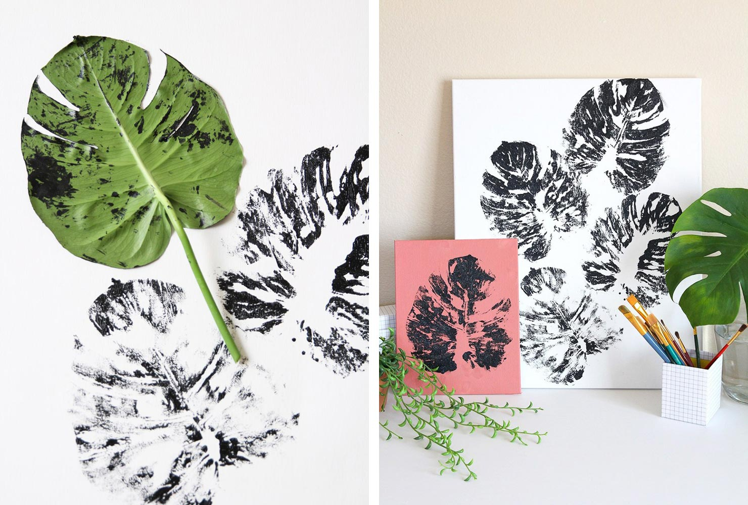 30+ Plant Wall Art Ideas To Invigorate Your Home