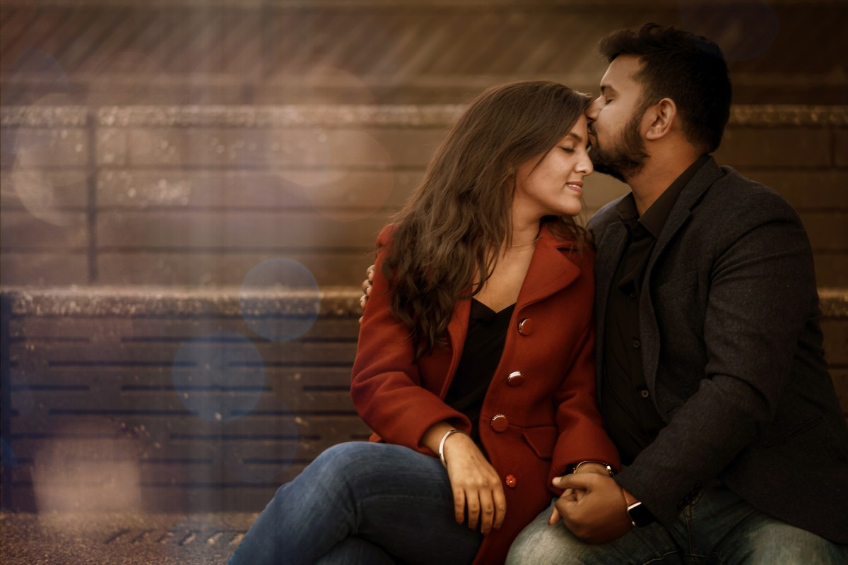 Piyush & Drishti – Proposal and Engagement Photoshoot