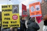 Anti-BSL Signs
