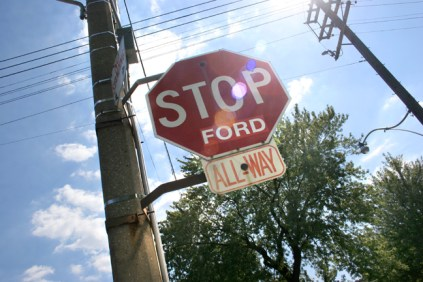 Stop Ford