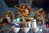 Kadampa Altar