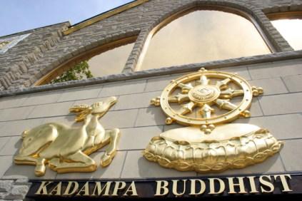Kadampa Exterior