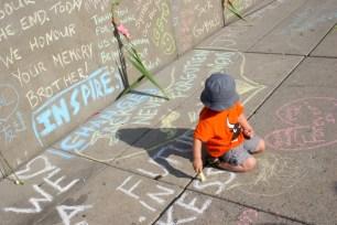 Child`s Chalk
