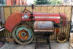 Tractor Smoker