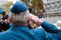 Salute For Fallen Comrades