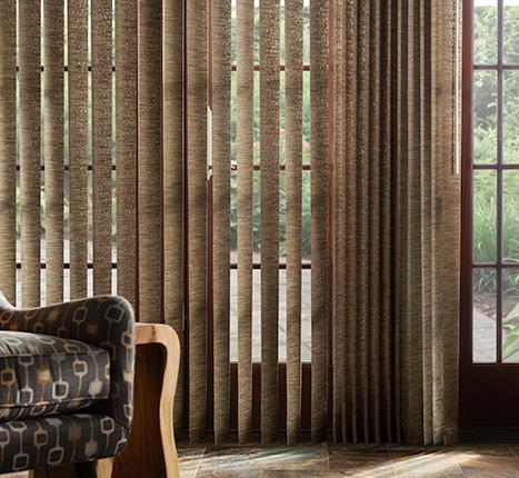 vertical blinds by graber shutter masters