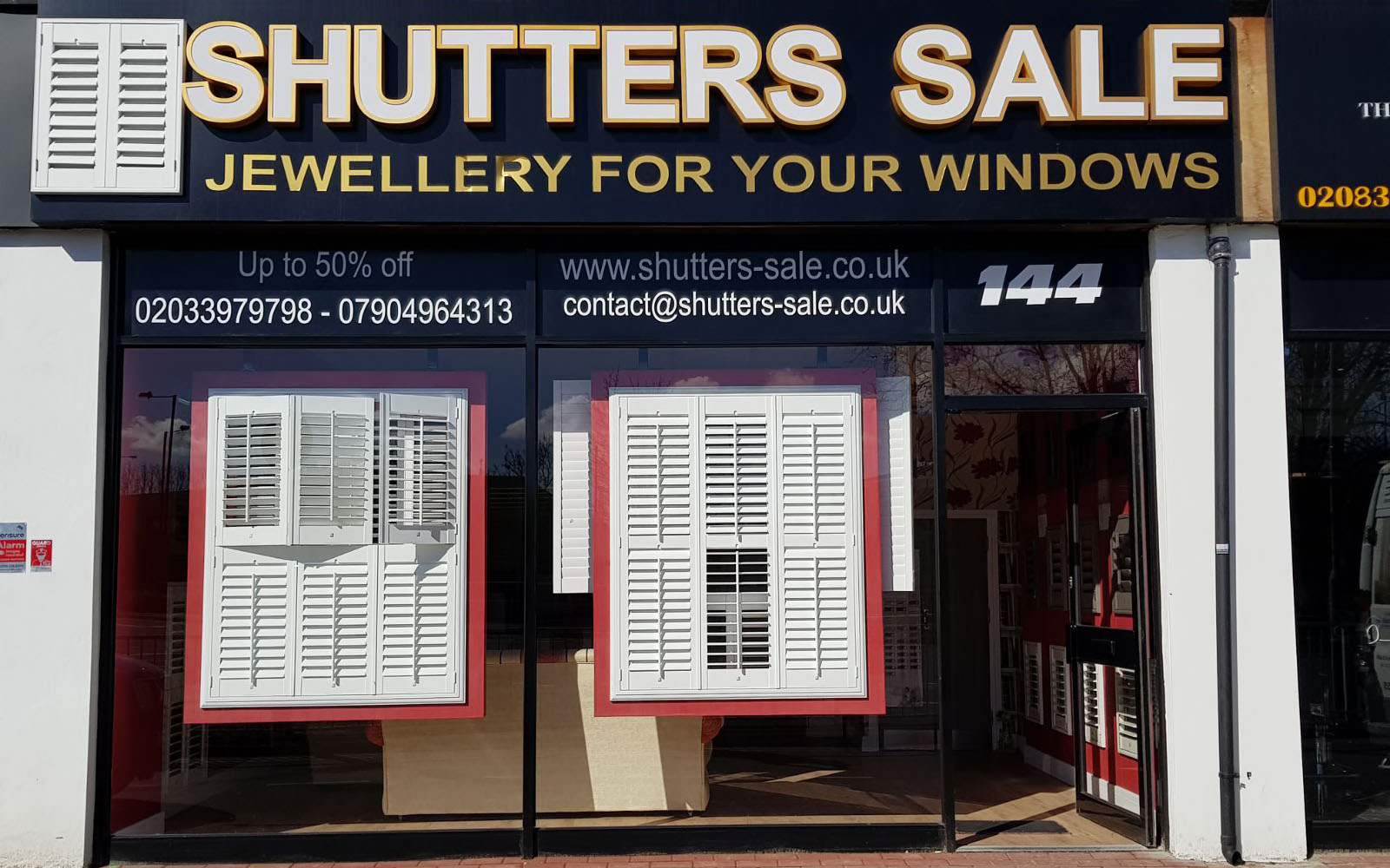 Window Shutters Limited Summer Offer Up To 50 Off