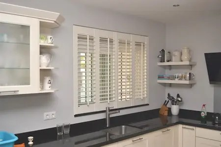 kitchen shutters cabinet carpenter shuttersinspain com in spain