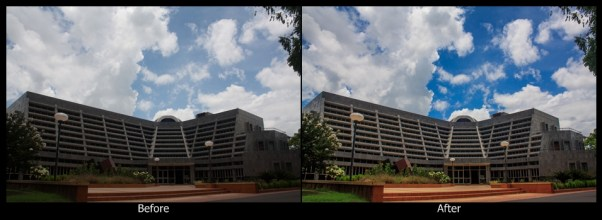 Lightroom 4 HDR preset