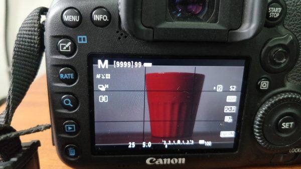 f5.0 aperture